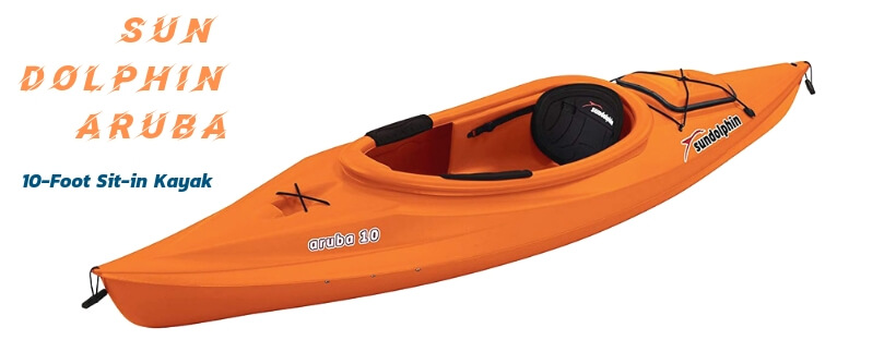 Sun Dolphin Aruba 10 Kayak Review